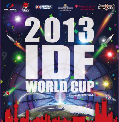 2013 世界飞镖锦标赛视频锦集