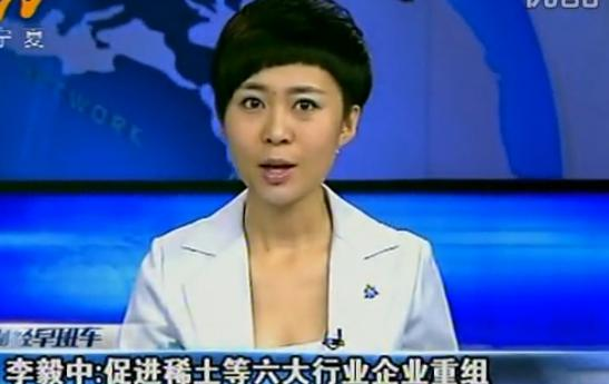 Li Yizhong, rare earth and other six industries to promote corporate restructuring