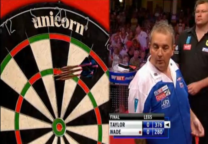 2011 World Darts Athletics Contest