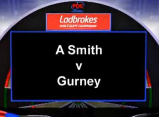 点击观看《2013 世界飞镖锦标赛 第一轮 A Smith vs Gurney》