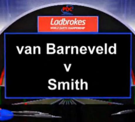 点击观看《2013 World Darts Championship first round Van Barneveld vs Smith》