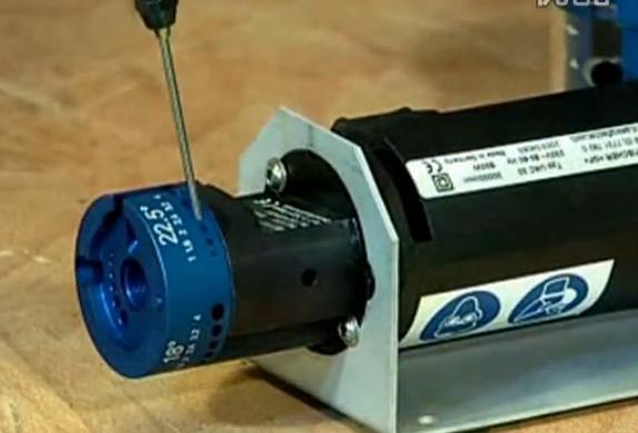 ESG-PLUG Tungsten electrode grinding machine