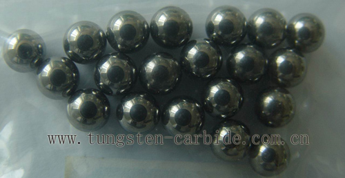 Tungsten carbide ball video
