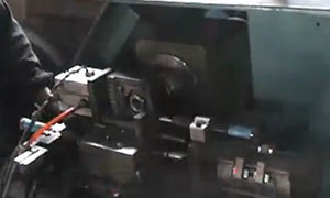 Part Machining - Machining