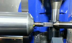 Hobbing machining - Machining