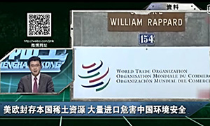 China rare earth mining polluted WTO experts do not understand