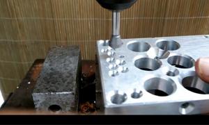 新型硬质钨合金倒角铣刀