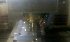 进口钨钢铣刀头雕刻模具
