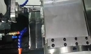 硬质钨合金铣刀运作展示