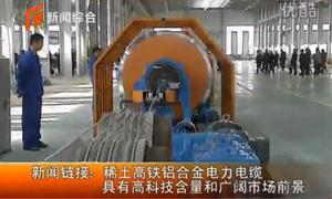 稀土高铁铝合金电力电缆