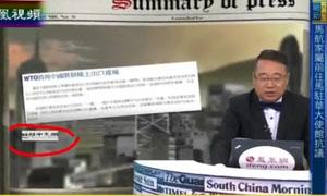日媒称WTO判中国限制稀土出口措施违规