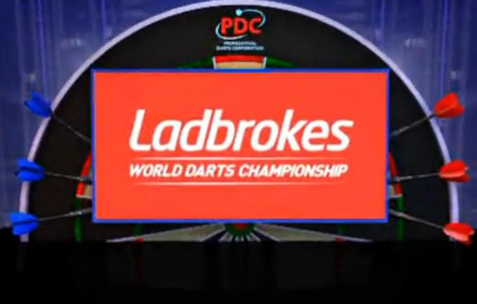 2013 World Darts Championship Video